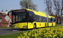 Pierwszy autobus PKM Tychy w barwach Metropolii