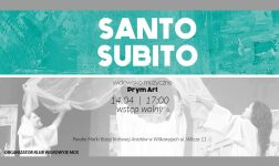 Santo Subito - widowisko muzyczne w Wilkowyjach