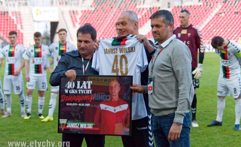 Piłka nożna: GKS Tychy - GKS 1962 Jastrzębie 01.05.2019
