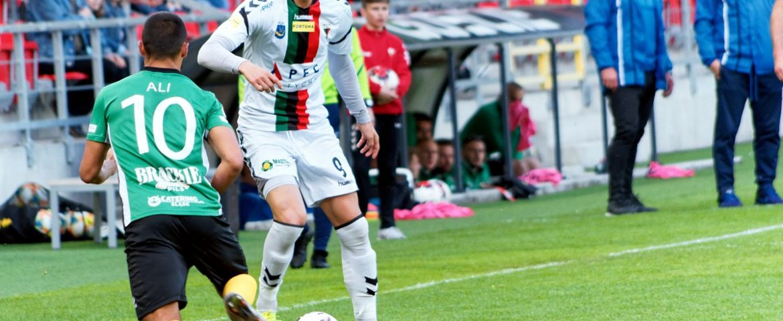 Piłka nożna: Czterech piłkarzy odchodzi z GKS Tychy