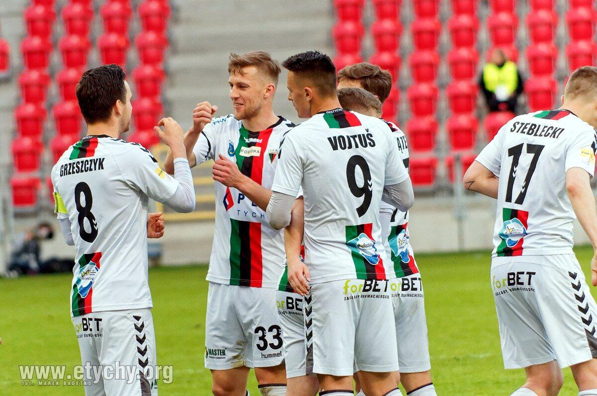 Piłka nożna: GKS Tychy – GKS Jastrzębie (2019.05.01) [galeria]