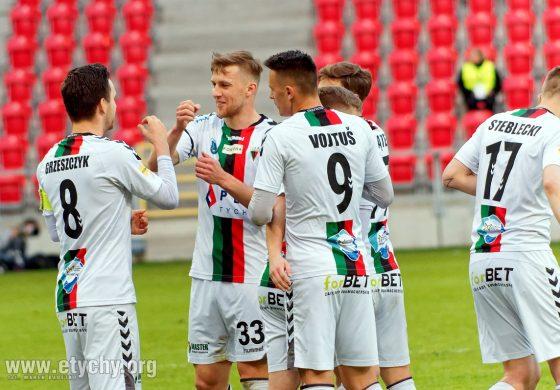 Piłka nożna: GKS Tychy - GKS Jastrzębie (2019.05.01) [galeria]