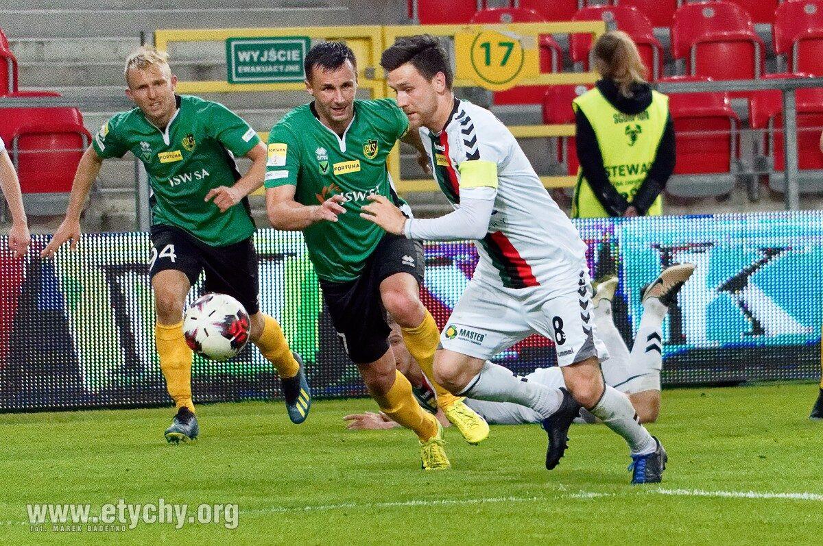 Piłka nożna: Wygrana na pożegnanie. GKS Tychy – GKS Jastrzębie 2:1 [foto]