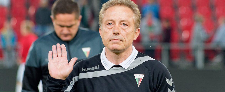 Piłka nożna: Tarasiewicz zostaje w Tychach. Nowy kontrakt podpisany