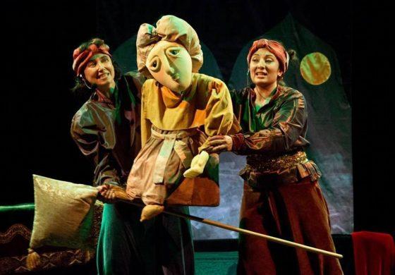 Ali Baba i Czterech Rozbójników w Teatrze Małym