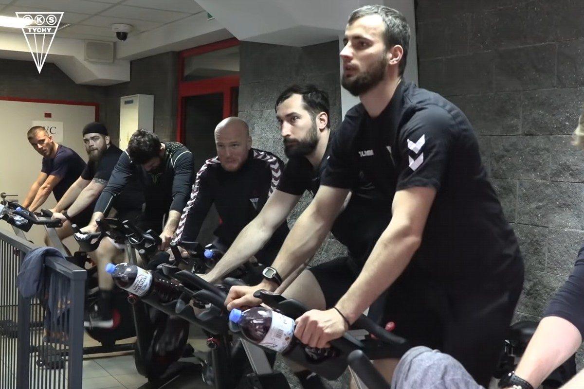 Hokej: Hokeiści GKS Tychy rozpoczęli pierwszy etap przygotowań