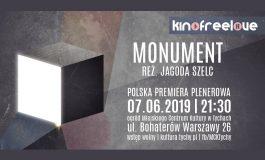 Plenerowe Kino FreeLove w MCK - Monument