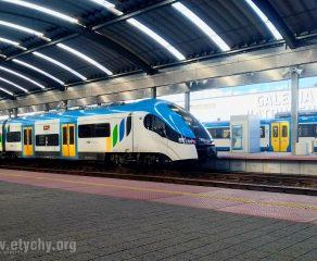 Dodatkowe pociągi Kolei Śląskich na Noc Muzeów