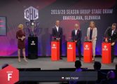 Hokej CHL: GKS Tychy poznał rywali w Hokejowej Lidze Mistrzów