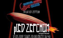 Pled Zepchlim w Riedel Music Club