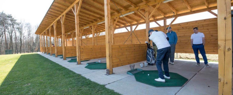 Miasto oddało do użytku strzelnicę golfową – będzie bezpłatna