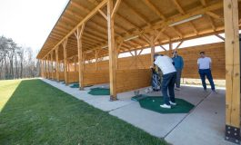 Miasto oddało do użytku strzelnicę golfową - będzie bezpłatna