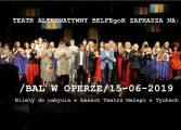 """""""Bal w operze"""" wg Juliana Tuwima w Teatrze Małym"""