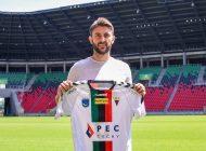 Piłka nożna: Chorwacki pomocnik podpisał kontrakt z Tychami