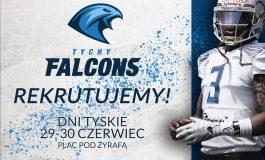 Futbol amerykański: Zapisz się do drużyny. Tychy Falcons rekrutują podczas Dni Tyskich