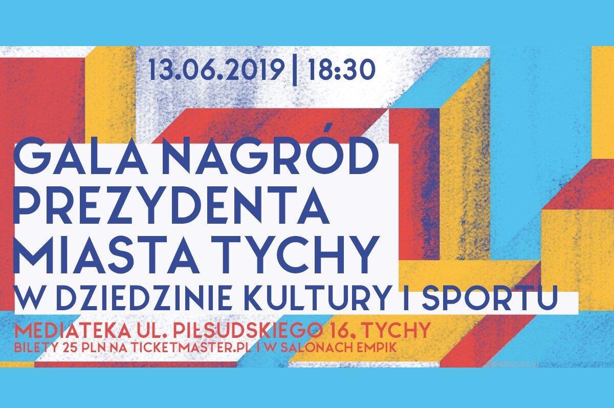 Gala Nagród Prezydenta Miasta Tychy w Mediatece