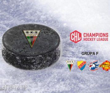 Hokej CHL: Sprzedaż karnetów i biletów na Hokejową Ligę Mistrzów