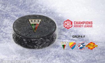 Hokej CHL: Hokejowa Liga Mistrzów już w sierpniu - terminarz