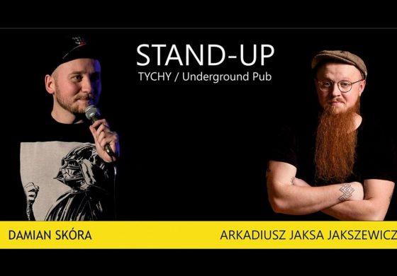 Stand-up: Damian Skóra i Arkadiusz Jaksa Jakszewicz w Underground