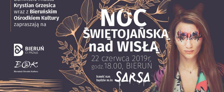 Noc Świętojańska nad Wisłą 2019