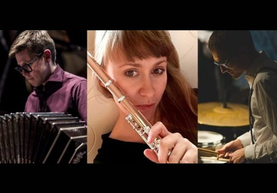 """Poranek Muzyczny – """"Muzyka Świata – Świat Muzyki"""" Rogowiecka-Kopietz-Jarosiński Trio"""