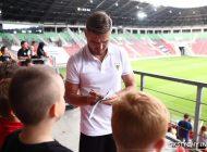 Piłka nożna: Prezentacja GKS Tychy przed startem sezonu