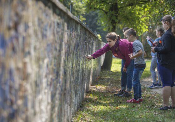Pierwszy rodzinny spacer szlakiem tyskiego streetartu z Muzeum Miejskim