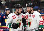 Hokej CHL: Tyszanie zagrali lepiej ale znów bez trafień. Djurgarden Stockholm - GKS Tychy 2:0