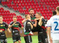 Piłka nożna: GKS Tychy - Odra Opole (2019.08.10) [galeria]