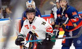 Hokej CHL: GKS Tychy przegrywa zasłużenie z wicemistrzami Szwecji - Djurgarden Stockholm [foto]