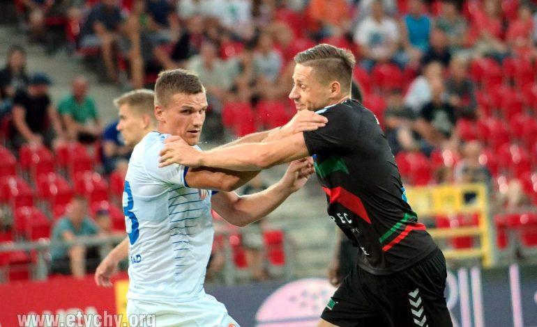 Piłka nożna: GKS Tychy - Odra Opole 10.08.2019