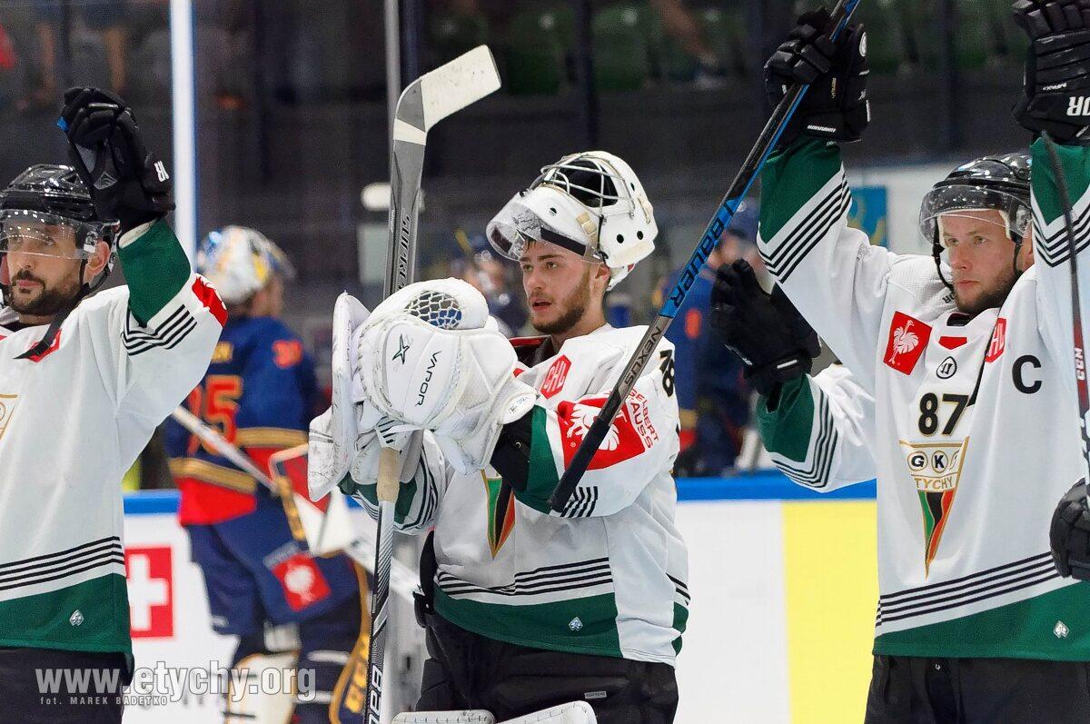 Hokej CHL: GKS Tychy – Djurgarden Stockholm (2019.08.30) [galeria]