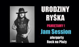Jam Session - Urodziny Ryśka w Riedel Music Club