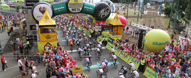 Tour de Pologne – autobusy ustąpią kolarzom, duże utrudnienia w komunikacji miejskiej