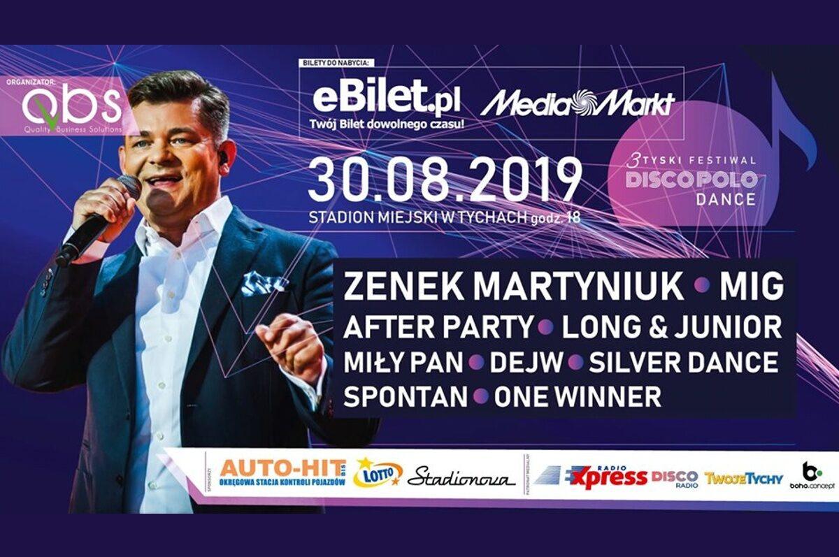 Tyski Festiwal Disco Polo & Dance 2019