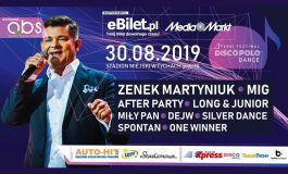 Tyski Festiwal Disco Polo & Dance 2019