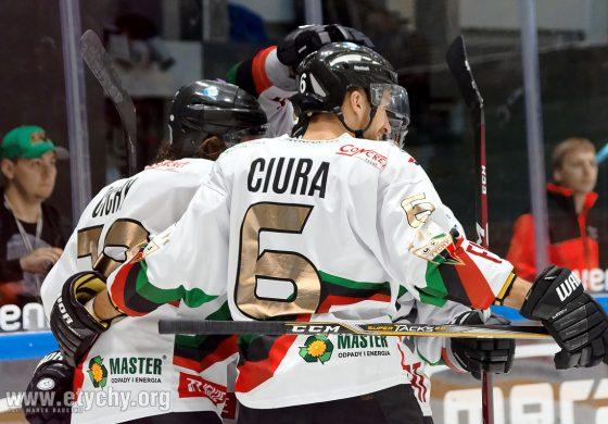 Hokej: GKS Tychy – GKS Katowice