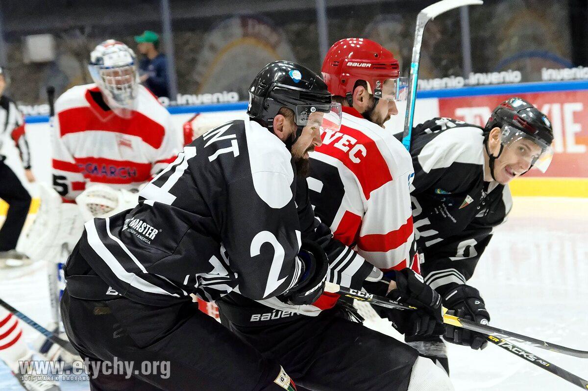 Hokej: Udana inauguracja ligi. GKS Tychy – Comarch Cracovia 5:2 [foto]