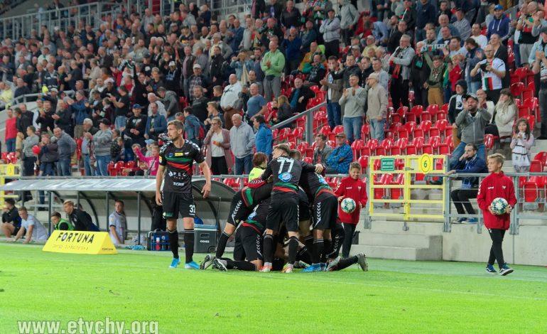 Piłka nożna: GKS Tychy - Wigry Suwałki 14.09.2019