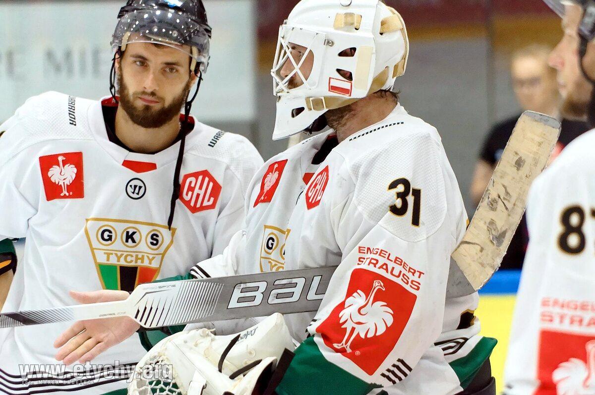 Hokej CHL: GKS Tychy – Alder Mannheim (2019.09.01) [galeria]