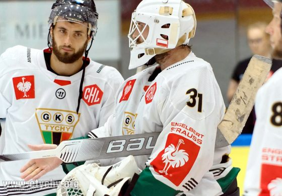 Hokej CHL: GKS Tychy - Alder Mannheim (2019.09.01) [galeria]
