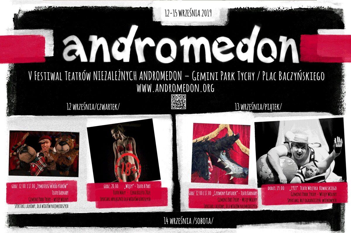 Andromedon V – Tyski Festiwal Teatrów Niezależnych