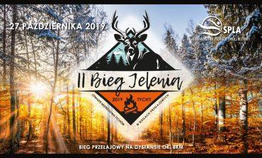 II Bieg Jelenia, czyli Otwarte Mistrzostwa Tychów w Biegach Przełajowych