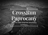 Zawody sportowe CrossRun Paprocany 2