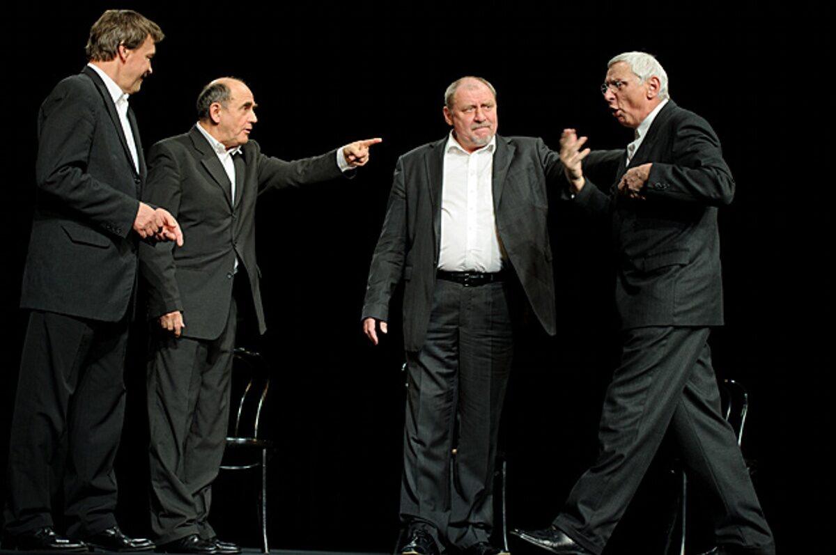 """""""Kwartet"""" w Teatrze Małym"""