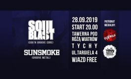Soul Blast i Sunsmoke w Tawernie