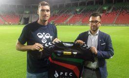 Piłka nożna: Szymon Lewicki, były król strzelców I ligi nowym zawodnikiem GKS Tychy