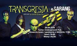 Transgresja i Sarang w Underground