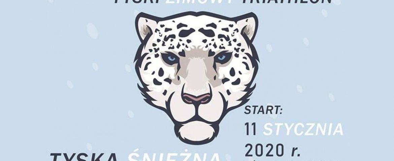 """Tyski triathlon zimowy """"Tyska Śnieżna Pantera"""""""