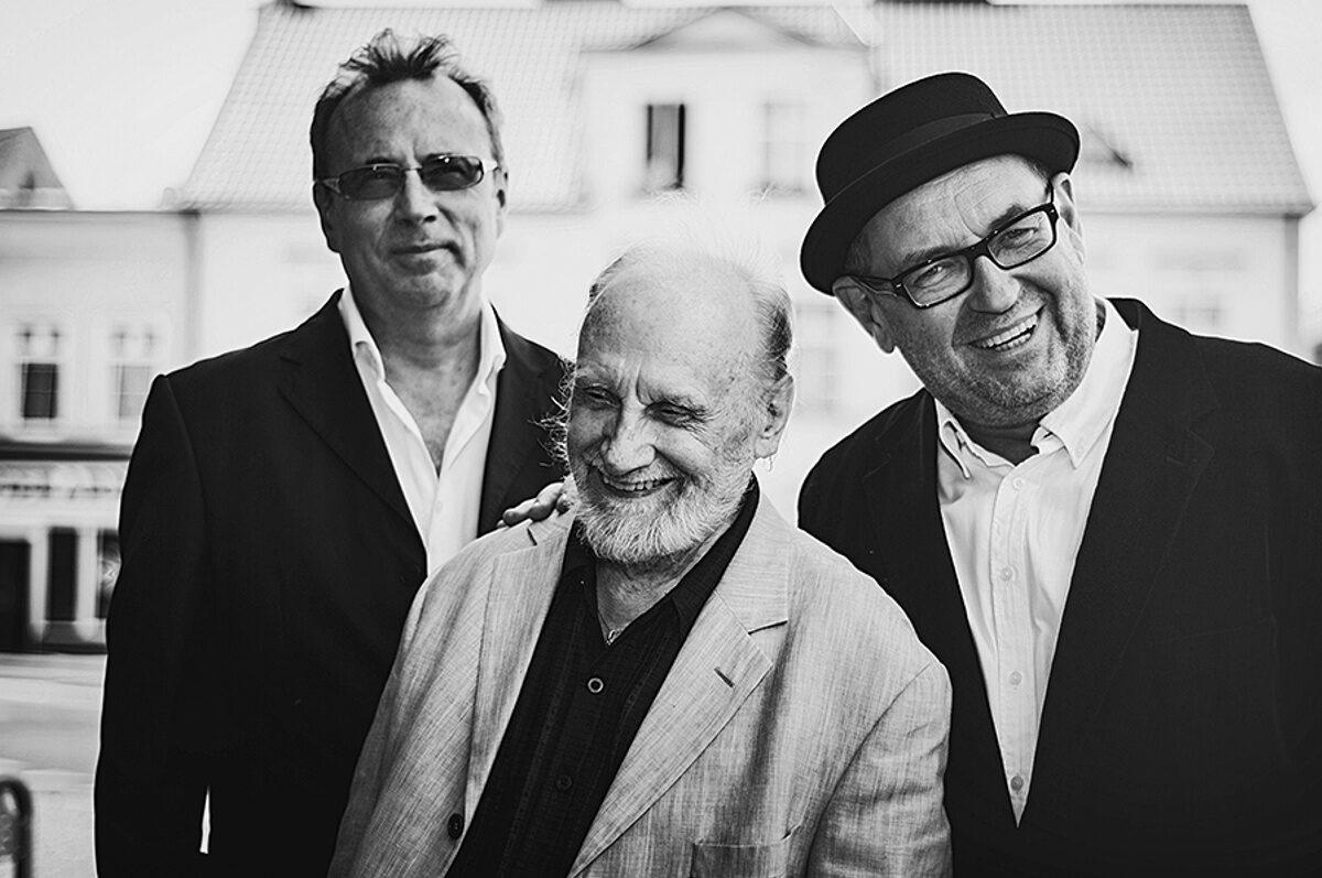 Polish Sounds – Włodzimierz Nahorny Trio w Mediatece
